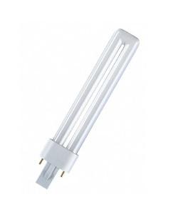 Lampe Fluocompacte OSRAM DULUX S 7W 840 G23