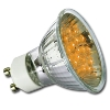 Ampoule LED GU10 1W 24° Orange PAULMANN