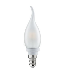 Flamme LED Cosylight satin E14 2,2W