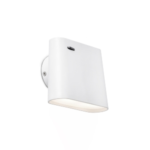 Applique AUREA FARO incl 1x6W LED 230V  Blanc