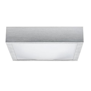 Plafonnier  carré Bound Wall and Ceiling PAULMANN max 1 x 23 W 2Gx13