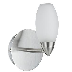 Applique salle de bains applique ip44 classe 2 for Applique salle de bain zone 2