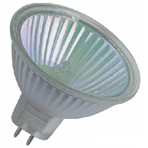 Lampe OSRAM DECOSTAR COOL BLUE 51 MM 12V 50W GU5,3  38°
