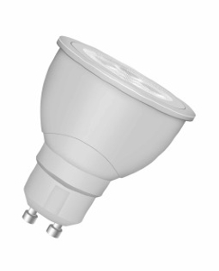 Osram Led SuperStar PAR16 50 GU10 6W = 50W 4000 K 36° Dimmable.