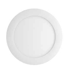 Dalle Led 12W Blanc chaud 3000K 780 lm Diam. 170 mm.