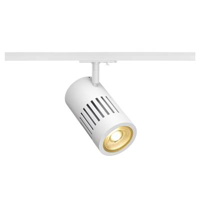 STRUCTEC LED 24W, blanc, 3000K, 36°, adapt rail 1 all. inclus SLV