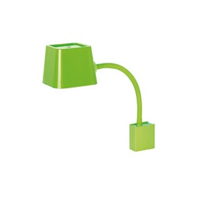 Applique design FLEXI FARO max 1x15W E27 230V  Vert