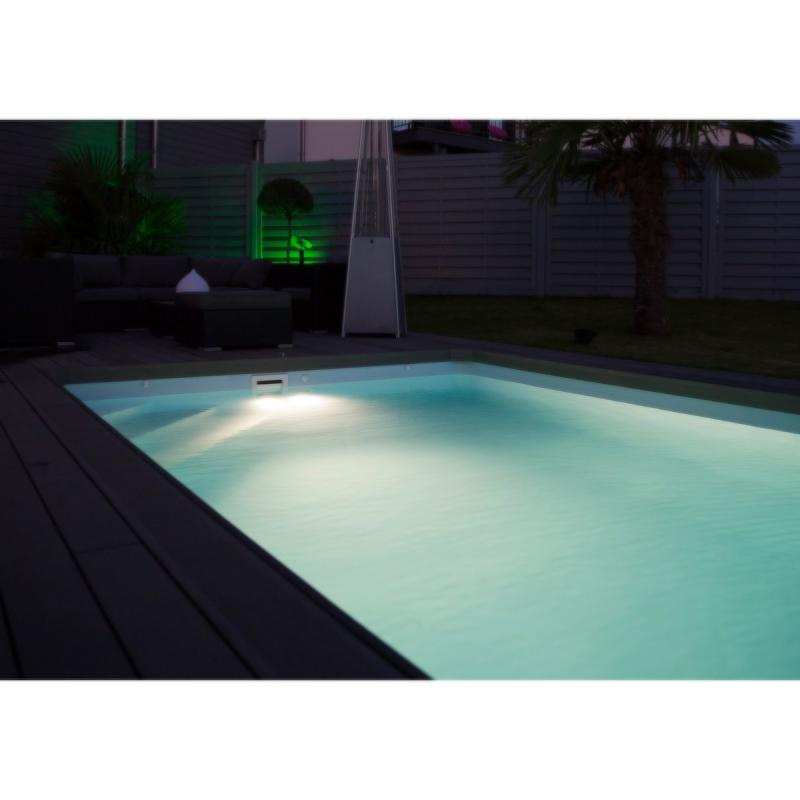 Ampoule led piscine par56 12v 20w ip68 6500k pour hublot for Ampoule pour piscine
