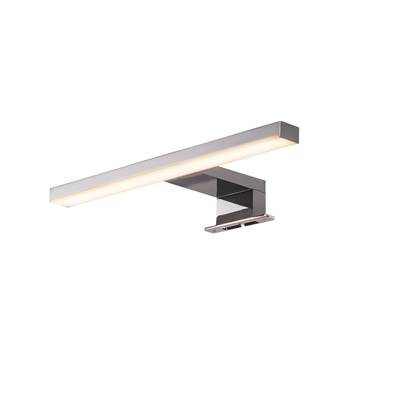 DORISA 30, luminaire de miroir, chrome, LED 5,2W 4000K, IP44 SLV