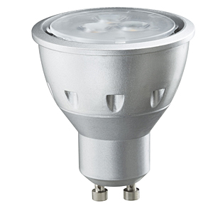 ampoule led gu10 230v 4w 35w blanc chaud 3000k paulmann. Black Bedroom Furniture Sets. Home Design Ideas