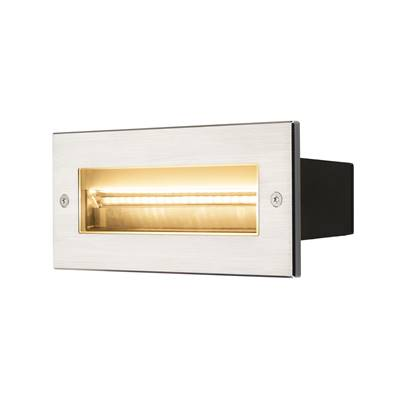 BRICK LED, asymétrique, 11W, 3000K, 230V, IP67 SLV