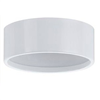 Support pour spot encastrable de la série Micro Line Downlight  Blanc