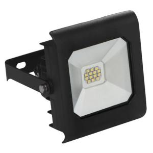 Projecteur LED 10W Blanc neutre 4000K IP65. Noir. KANLUX