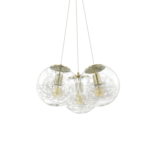 Suspension Mapa Sat Ideal Lux 175973