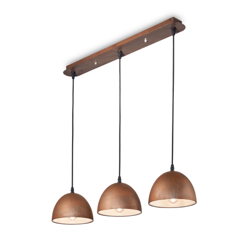 Suspension Folk Ideal Lux 174235