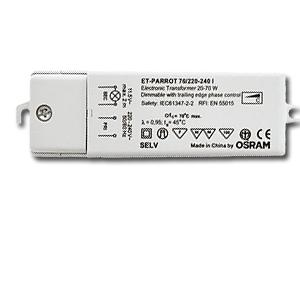 Transformateur 12V : Alimentation 230V /12V - Transformateur pour Spot