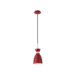 Suspension RETRO Rouge FARO