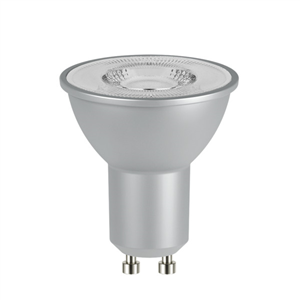 Ampoule LED Dimmable GU10 7.5W 120° Blanc Chaud KANLUX.