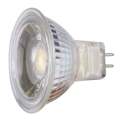 Lampe LED MR16, 5W, PowerLED, 2700K, 38°, non variable SLV