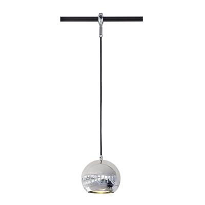 LIGHT EYE SUSPENSION, pour EASYTEC II, chrome, GU10, max. 75W SLV