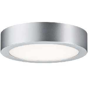 Plafonnier LED Orbit PAULMANN 11W Blanc chaud 3000K Diam 200 mm