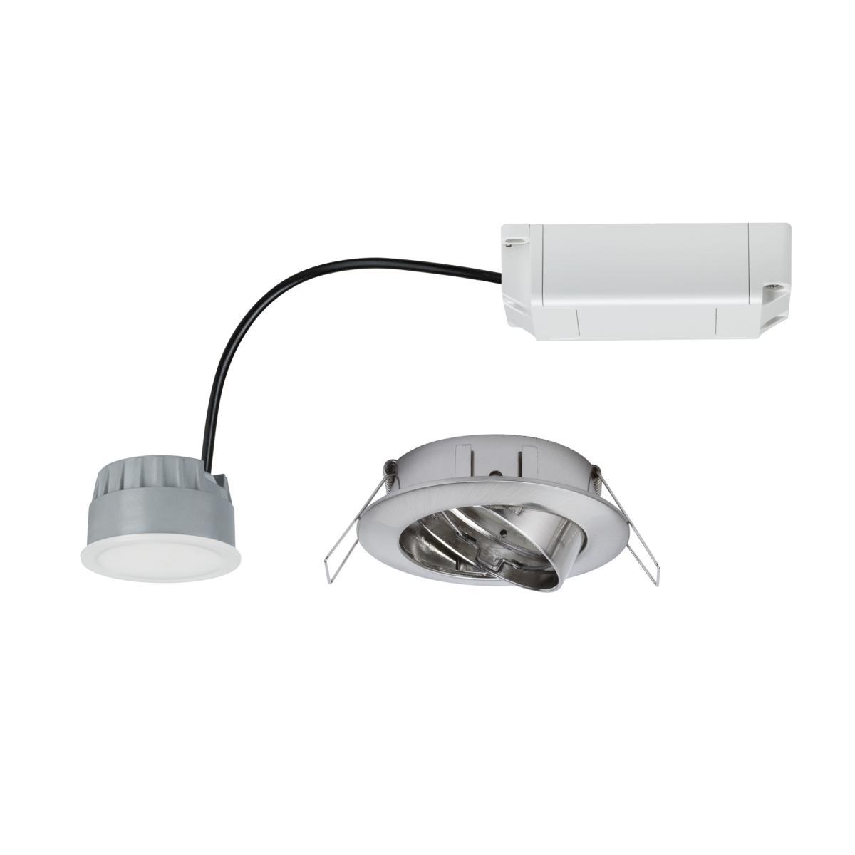 spot led connect rgb 2 4w 230v paulmann 93842. Black Bedroom Furniture Sets. Home Design Ideas