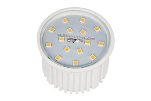 Ampoule module LED 7W 110° Blanc chaud 2700K 50 mm