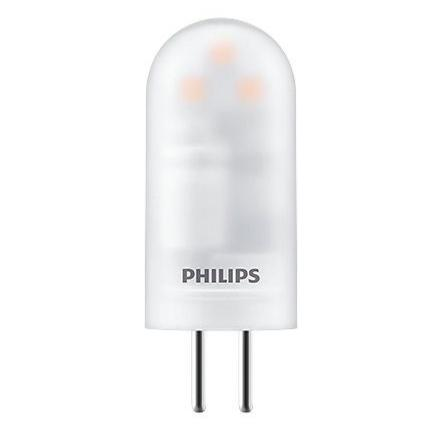 LED capsule COREPRO PHILIPS G4 1.7W rendu 20W Blanc chaud 2700 K