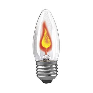 Lampe incandescente couleur claire Flamme Scintillante 3W E27 PAULMANN 830014d16cf0