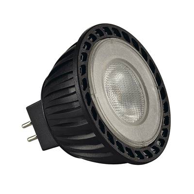 Lampe LED MR16, 4W, SMD LED, 2700K, 40°, non variable SLV