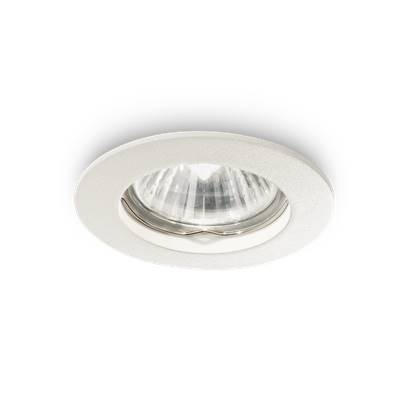 Spot Encastrable JAZZ Blanc GU10 Ideal Lux 083117