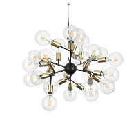 Lustre suspension Spark Ideal Lux 238241