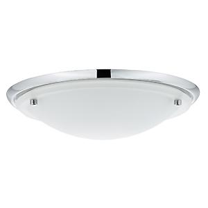Plafonnier Salle de Bain PAULMANN Arctus IP44 max 60W 230V E27 Chrome/Opaque