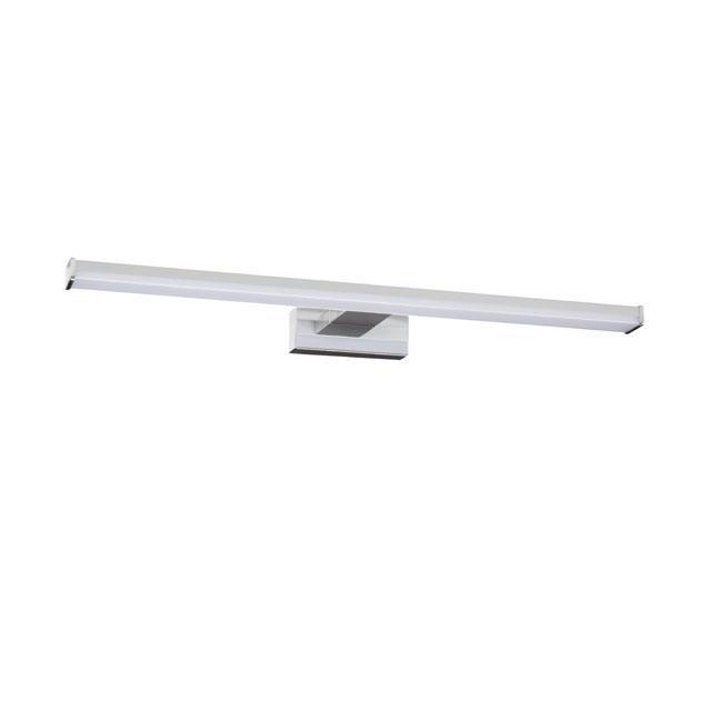 miroir IP44 LED 8W 220V Aluminium 40 cm KANLUX