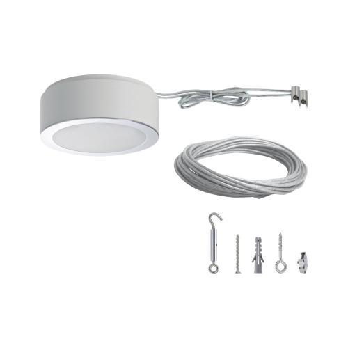 kit cable tendu tranformateur sans les spots paulmann. Black Bedroom Furniture Sets. Home Design Ideas