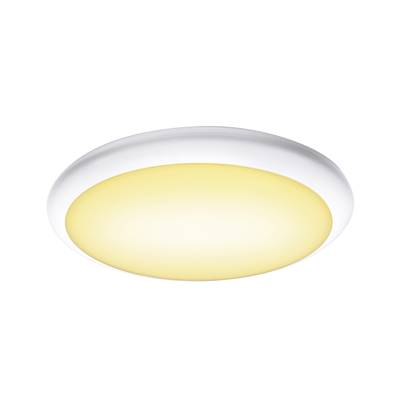 RUBA 16, applique/plafonnier blanc, LED 24W 3000/4000K, IP65 SLV