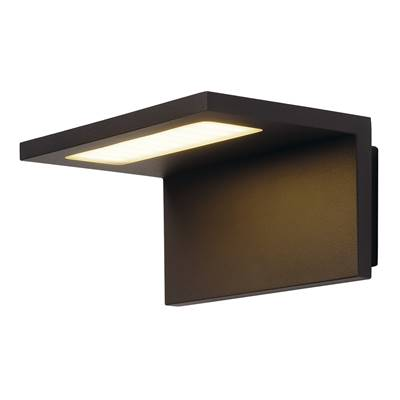 ANGOLUX WALL, anthracite, 36 SMD LED, 3000K SLV