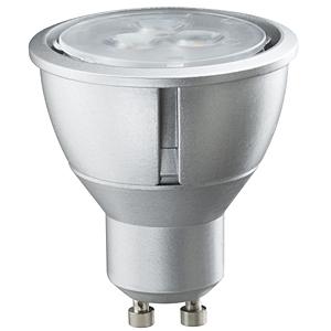 ampoule led gu10 230v 5w 50w blanc chaud 3 000k paulmann. Black Bedroom Furniture Sets. Home Design Ideas
