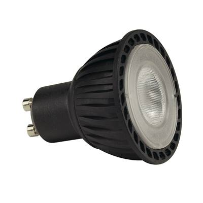 LED GU10, 4W, SMD LED, 3000K, 40°, non variable SLV