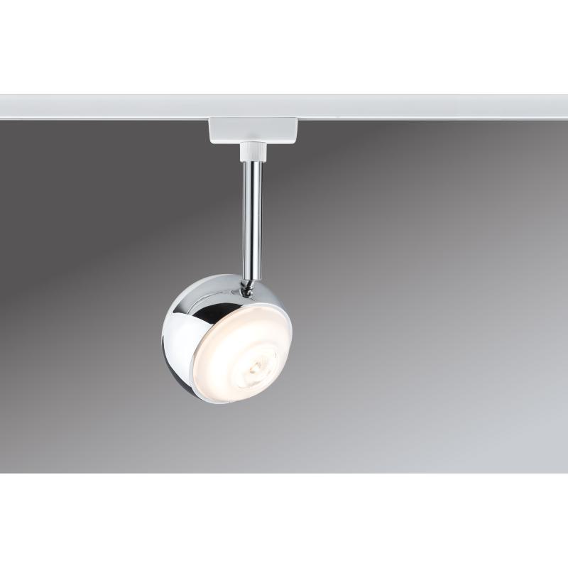 urail spot sur rail led capsule blanc 4 5w paulmann 95279. Black Bedroom Furniture Sets. Home Design Ideas