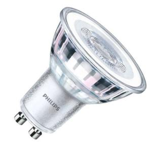 Led Philips LEDspotMV GU10 4.6W rendu 50W 36° Blanc chaud PROMO