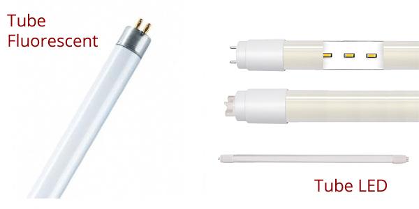 Remplacer tube neon par led simple remplacer tube neon par led with remplacer tube neon par led - Remplacer halogene par led ...