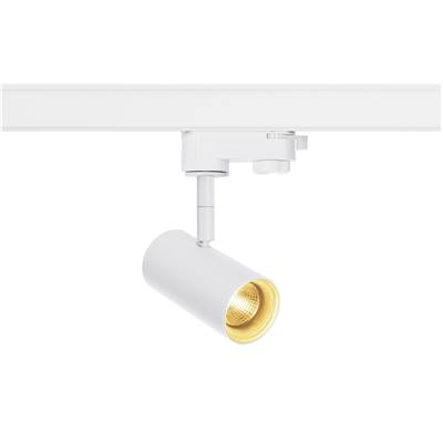 NOBLO spot rond, blanc, LED 7,5W 2700K, adapt. 3 all inclus SLV