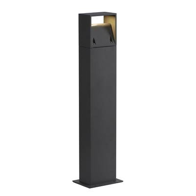 LOGS 70 borne, carrée, anthracite, 6W LED 3000K SLV