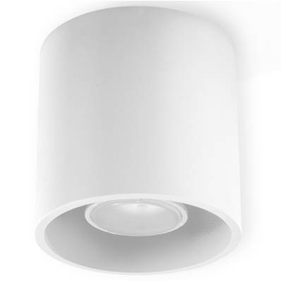 Plafonnier ORBIS 1 blanc Sollux Lighting SL0021