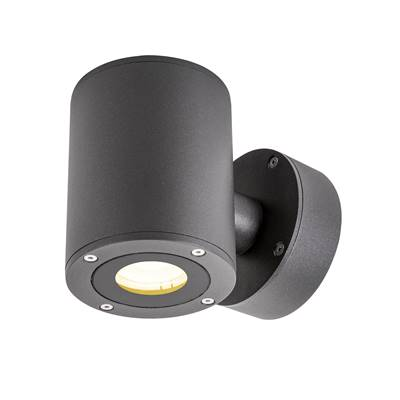 SITRA Up/Down WL, applique anthracite, LED 17W 3000K, IP44 SLV
