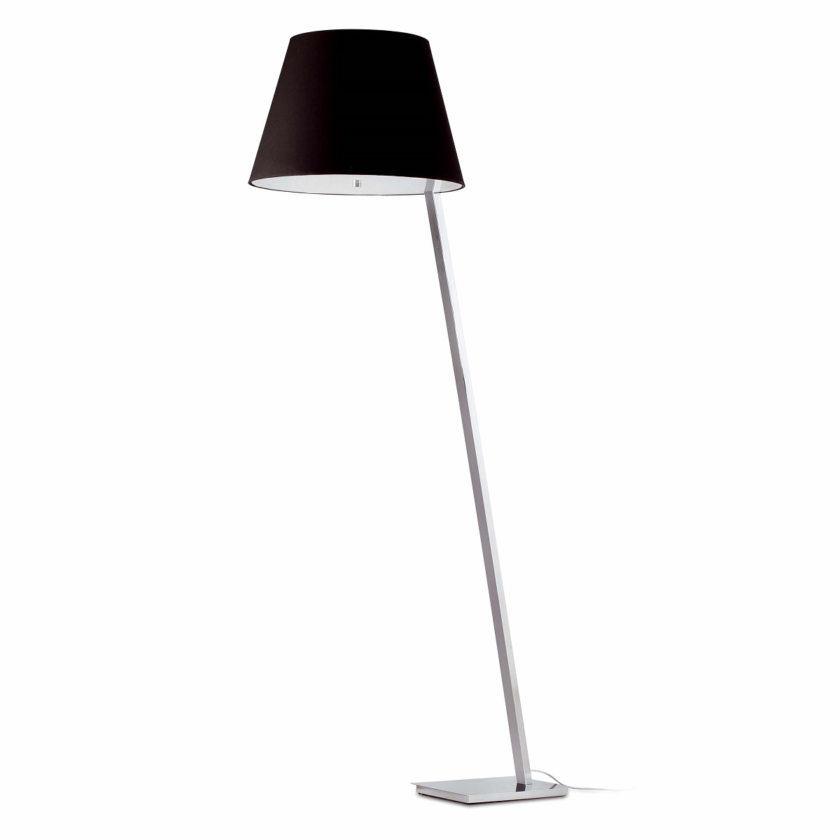 Lampadaire design int rieur moma faro noir for Lampadaire interieur design