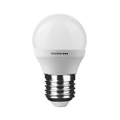 Ampoule LED Globe Mini G45 6W E27 180° 4000K