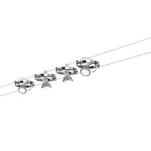 spot encastrable kit spots encastrable sur cables tendus. Black Bedroom Furniture Sets. Home Design Ideas