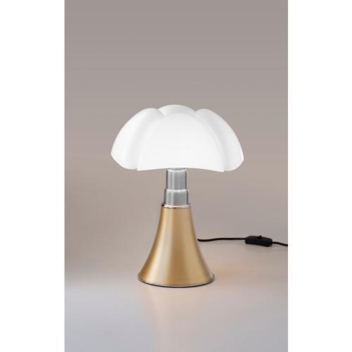Lampe Luce Pipistrello Mini Laiton LedMartinelli Satiné UMVGqpzS